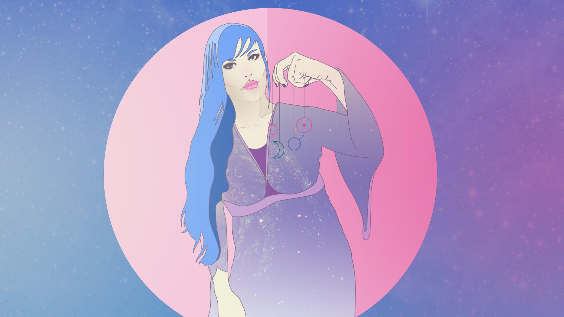 virgo moon release